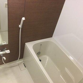 浴槽しっかりあり!