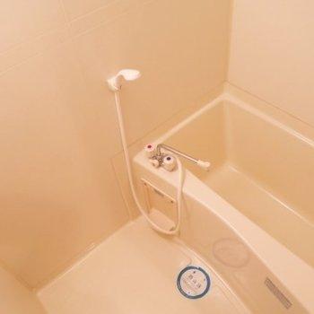 お風呂もまだまだ綺麗 ※写真は同間取り別部屋です