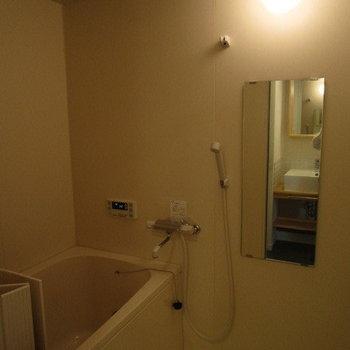 お風呂も使いやすいシンプル構造※写真は前回募集時のもの