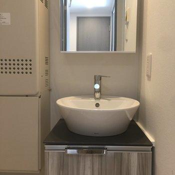 洗面台のデザイン性が高い!