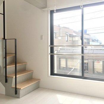そしてこの階段