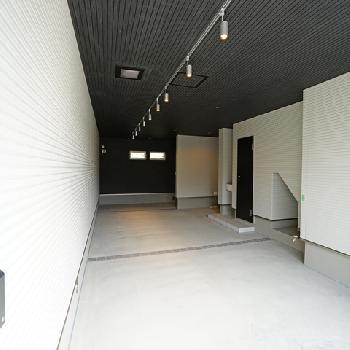 小江戸とガレージ