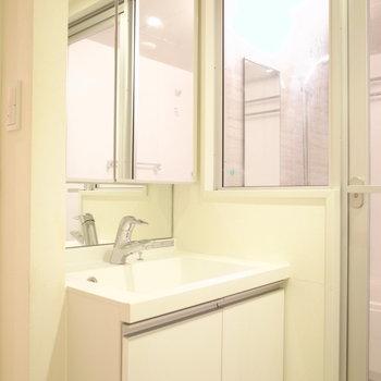 洗面所※写真は別部屋です