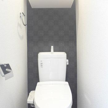 トイレがお洒落ってすてき