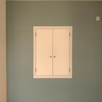 この小さい扉は・・※写真は前回募集時のものです