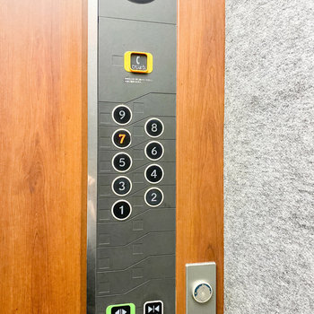 ALの鍵がないとボタンを押すことができません
