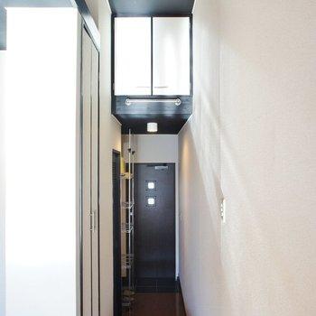 お。上にもありますね。※写真は2階の同間取り別部屋