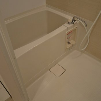 お風呂はシンプルに。※写真は前回撮影時のもの