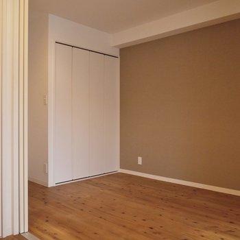 4.5帖と5.3帖のお部屋が2つ。※写真は前回撮影時のもの