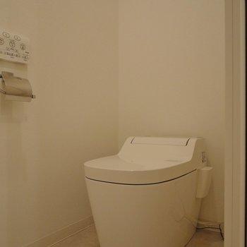 もちろんトイレもぴっかぴか!。※写真は前回撮影時のもの