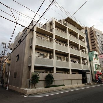 日神デュオステージ代田橋和泉通り