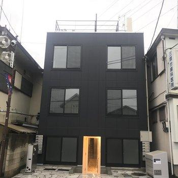 クールな新築デザイナーズ