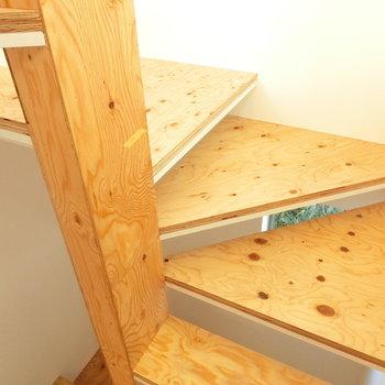 階段の質感