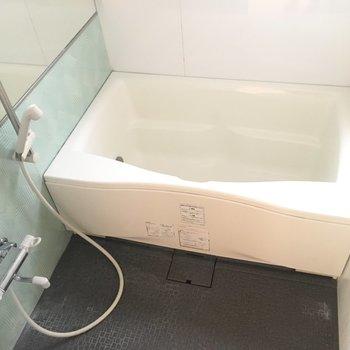 お風呂もきれ〜い。 ※写真は前回募集時のものです
