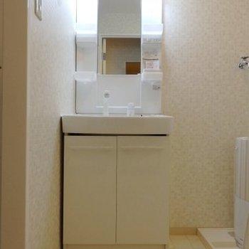 清潔感のある空間。※写真は別部屋です