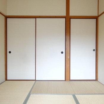 ゆったり和室まであるんです。