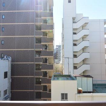 5階は高さ有りますね