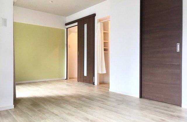 柳川ビルのお部屋