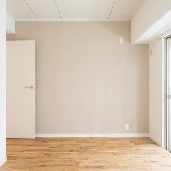 ダブルベッドの置ける寝室◎※写真はイメージです
