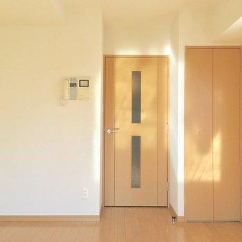 キッチンと扉で区切れるっていうのがいいんだよね※写真は前回募集時のものです