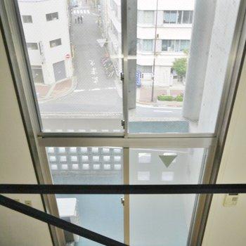 この窓の多いさが◎