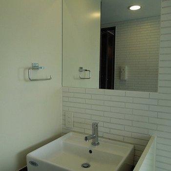洗面台※画像は別室です