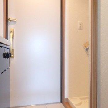 ウォシュレット付きのトイレ ※写真は別部屋となります