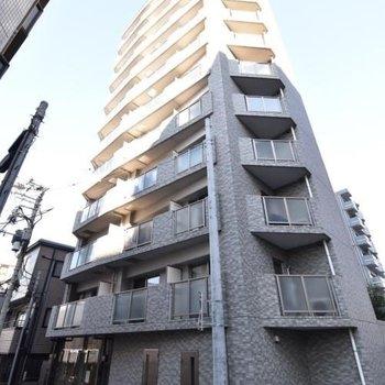フロントシティ文京