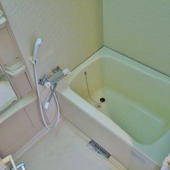 お風呂もまだまだ綺麗。