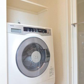※この洗濯機は撤去されます