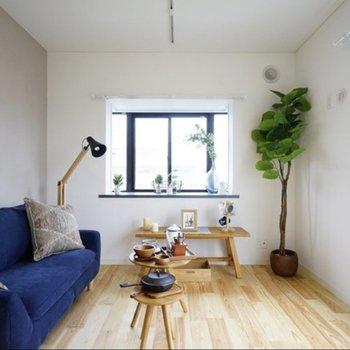 ゆっくり本でも読みながら※写真は4階の似た間取り、別部屋写真になります。