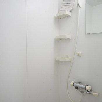 シャワーブースになります!※写真は前回募集時のものです