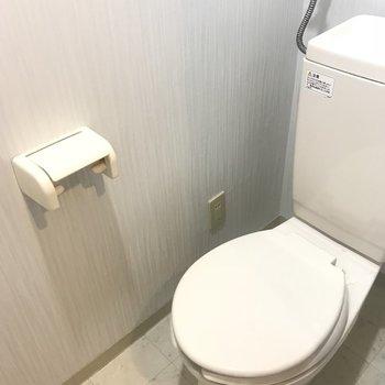 トイレです※写真は前回募集時のものです
