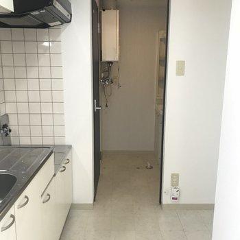 キッチンはこのくらいの広さ※写真は前回募集時のものです