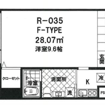 いさぎよい四角形で家具配置もらくちん