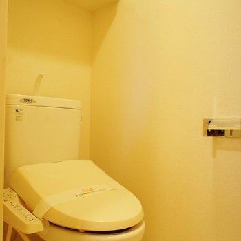 トイレは個室!※写真は別部屋