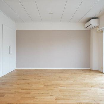ヤマグリのしっとり無垢床◎※写真はイメージです