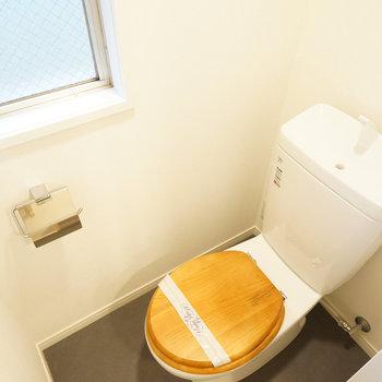 トイレも新品に交換◎