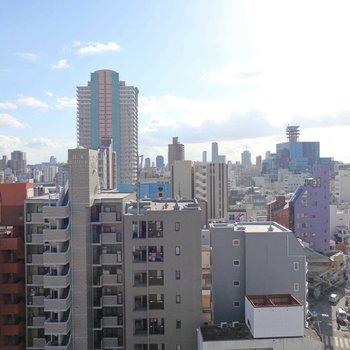 12階からの眺望!