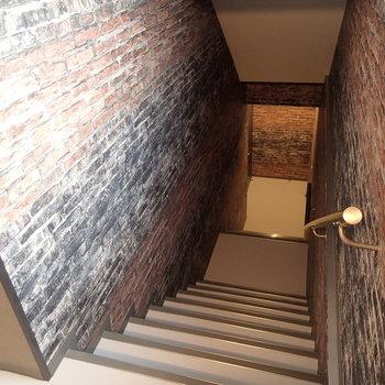 元は社員寮で、地下のスペースを活用しようと、スタジオを完備したそう!