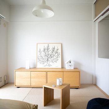 MUJI×URのお部屋に暮らしませんか? ※画像は別間取りのモデルルーム