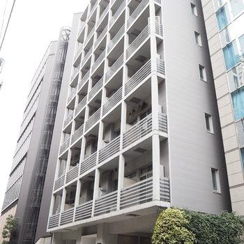 10階建てのマンション!