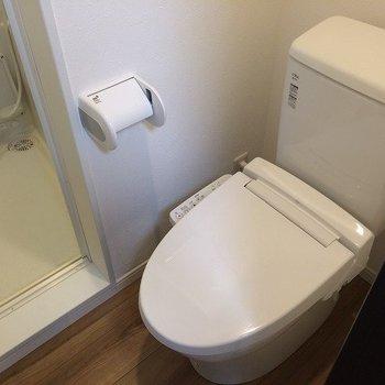 トイレは脱衣所に※写真は前回募集時のものです