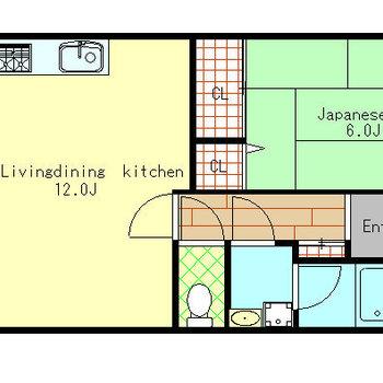 ※和室は今回洋室に変更されています。