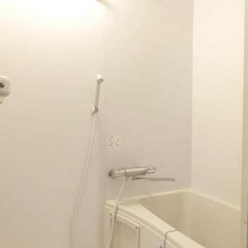 浴室乾燥機付のお風呂
