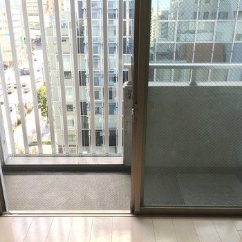 10階からの景色を見てみましょう※写真は別部屋
