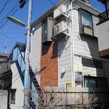 2階建ての1階ですがロフトがあるんですね。※写真は前回募集時のものです