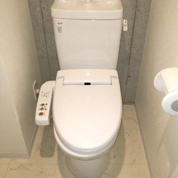 おトイレにはウォシュレットも付いてます!