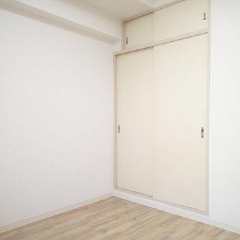 北側のお部屋はこちら。