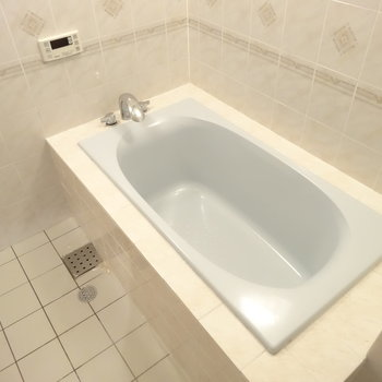 浴槽が大きいのは言うまでも無く、、